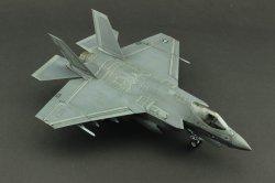 画像2: オレンジホビー[A72001] 1/72 ロッキード・マーチン F-35C ライトニングII