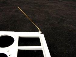 画像1: オレンジホビー[G35-009]1/35WWII米 スプリング付きアンテナセットA(4本セット)