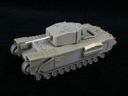 画像3: オレンジホビー[G35-011]1/35WWII英 チャーチル Mk.III ディティールセット