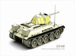 画像2: オレンジホビー[G35-028]1/35WWII露 T-34/76 増加装甲セット112工場製(AFVクラブ用)