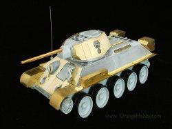 画像3: オレンジホビー[G35-028]1/35WWII露 T-34/76 増加装甲セット112工場製(AFVクラブ用)