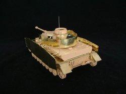 画像1: オレンジホビー[G35-031]1/35WWII独 IV号戦車H型マルチマテリアルディティールセット(DML6300用)