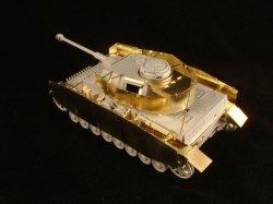 画像2: オレンジホビー[G35-031]1/35WWII独 IV号戦車H型マルチマテリアルディティールセット(DML6300用)