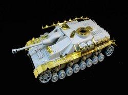 画像3: オレンジホビー[G35-042]1/35WWII独 IV号突撃砲初期型マルチマテリアルディティールセット(DML6520用)
