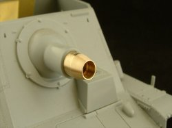画像1: オレンジホビー[G35-058]1/35WWII独 15cm StuH 43 L/12 ブルムベア金属砲身セット(DML用)