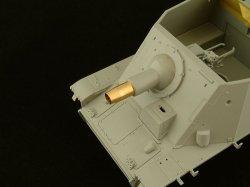 画像2: オレンジホビー[G35-058]1/35WWII独 15cm StuH 43 L/12 ブルムベア金属砲身セット(DML用)