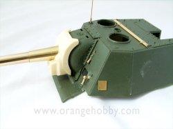 画像1: オレンジホビー[G35-066]1/35WWII露 JSU-152パーツセット(ホーン、装甲栓、標竿など)