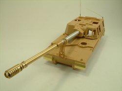 画像2: オレンジホビー[G35-095]1/35現用韓国 K-9自走砲 155mm/L52 金属砲身セット(アカデミー用)