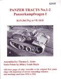 [PANZER_TRACTS_1-2]Panzerkampfwagen I (Kl.Bef.-VK18.01)