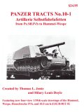 [PANZER_TRACTS_10-1]自走榴弾砲 - Pz.Sfl.IVb 〜フンメル、ヴェスペ