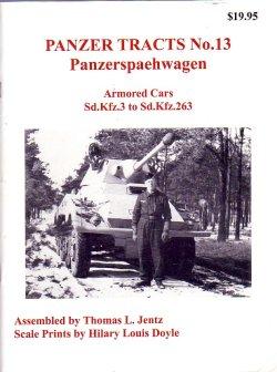画像1: [PANZER_TRACTS_13]Pz.Sp.Wg.(Armored Cars)