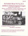 再販[PANZER_TRACTS_15-3]Sd.Kfz.251装甲兵員輸送車 C,D型 -各型式と派生型-