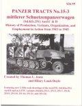 [PANZER_TRACTS_15-3]Sd.Kfz.251装甲兵員輸送車 C,D型 -各型式と派生型-