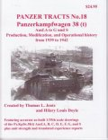 [PANZER_TRACTS_18]Panzerkampfwagon 38(t)Ausf.A to G and S