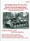 [PANZER_TRACTS_19-2]Beute-Pz.Kpfw.-British American Russian Italian