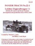 [PANZER_TRACTS_22-1]Leichter Zugkraftwagen 1t (Sd.Kfz10)and Variants