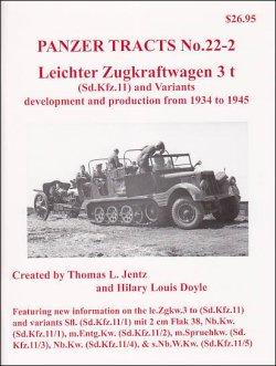 画像1: [PANZER_TRACTS_22-2]Leichter Zugkraftwagen 3 t (Sd.Kfz.11) and Variants