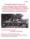 [PANZER_TRACTS_3-5]Pz.Kpfw.III Umbau (Z.W.40 to SK 1)