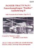 [PANZER_TRACTS_5-1]Panzerkampfwagen Panther Ausf.D
