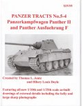 [PANZER_TRACTS_5-4]パンターII&パンターF型