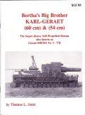 [PANZER_TRACTS_KARL]Bertha's Big Brother KARL-GERAET(60&54cm)