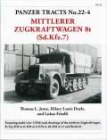 [PANZER_TRACTS_22-4]Sd.Kfz.7 8トンハーフトラック