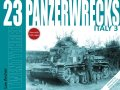 Panzerwrecks[PW-023]パンツァーレックス No.23(イタリア 3)
