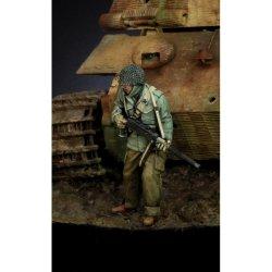 画像2: Paracel Miniatures[WW35-019]1/35 WWII米分隊の移動を援護するM1911ガンナー J・バジローネ軍曹