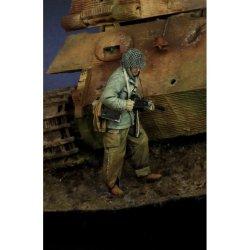 画像4: Paracel Miniatures[WW35-019]1/35 WWII米分隊の移動を援護するM1911ガンナー J・バジローネ軍曹