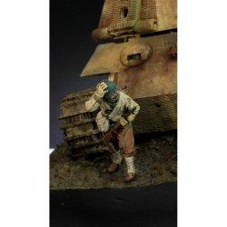 画像5: Paracel Miniatures[WW35-021]1/35 WWII米「頭を下げろ!」移動しながら注意するアプハム兵長