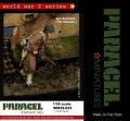 Paracel Miniatures[WW35-022]1/35 WWII米 射撃地点へと移動するライフルマン スズマン兵長
