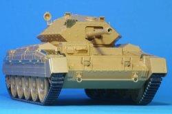 画像3: Passion Models[P35-137]1/35 クルセーダー Mk.I Mk. II Mk.III エッチングパーツ  〔対応キット:タミヤMM37025 イタレリ6432,6385〕