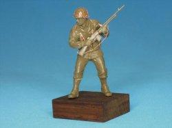 画像2: Passion Models[P35-117]1/35 WWII アメリカ陸軍歩兵ギア&デカールセット(P35-065のリニューアル)