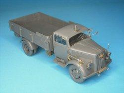 画像2: Passion Models[P35-119]1/35 3トンカーゴトラック用 エッチングセット(P35-022のリニューアル)(タミヤMM35291用)