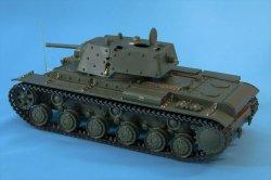 画像2: Passion Models[P35-155]1/35  KV-1B/KV-2用エッチングセット[対応キット:タミヤMM35142,35063]