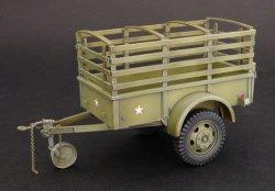 画像1: PlusModel[PM539]U.S.1-ton trailer Ben Hur