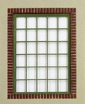 PlusModel[PM498]1/35Workshop windows-square