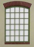 PlusModel[PM502]1/35Workshop windows-round