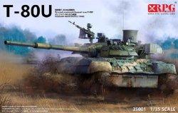 画像1: RPGスケールモデル[RPG35001] 1/35 T-80U 主力戦車