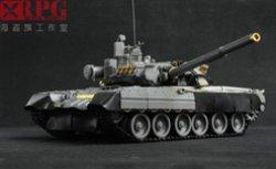 画像2: RPGスケールモデル[RPG35001] 1/35 T-80U 主力戦車