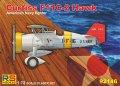 RS MODELS[RSM92146]1/72 カーチス F11-C2 ホーク 戦闘機タイプ