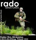 Rado Miniatures[RDM35004] 1/35 WWII独 第5SS装甲師団ヴィーキング 擲弾兵 ポーランド1944