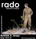 Rado Miniatures[RDM35008]1/35 WWII英 第8軍兵士 イタリア 1943-45 #2