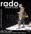 Rado Miniatures[RDM35011]1/35 SS擲弾兵 w/StG44 冬季 1944/45