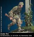 Rado Miniatures[RDM35033]1/35 WWII 独 ドイツ武装親衛隊上等兵 第12SS装甲師団「ヒトラーユーゲント」ノルマンディー1944