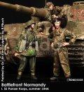 Rado Miniatures[RDM35038]1/35 WWII 独 武装親衛隊 第1SS装甲軍団 最後の打合せ 1944年夏(3体セット)