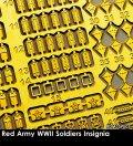 Rado Miniatures[RDM35PE05]1/35 WWII 露/ソ ロシア赤軍兵士記章エッチングパーツセット