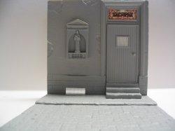 画像4: Reality in Scale[RIS35020]壁に彫られた祭壇
