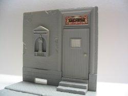 画像2: Reality in Scale[RIS35020]壁に彫られた祭壇