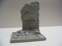 画像4: Reality in Scale[RIS35022]廃墟となったローマ建築の壁と石畳